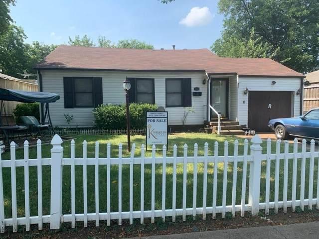 4530 Stigall Drive, Dallas, TX 75209 (MLS #14641341) :: Real Estate By Design