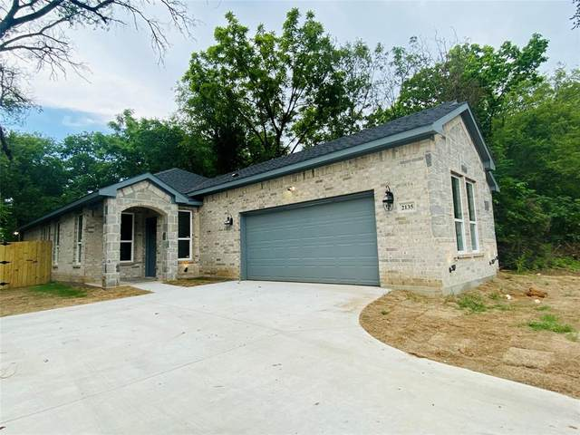 2135 Shellhorse Drive, Dallas, TX 75241 (MLS #14641360) :: Russell Realty Group