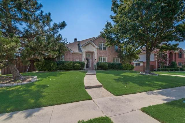 8512 Severn Court, Plano, TX 75024 (MLS #14641378) :: Real Estate By Design