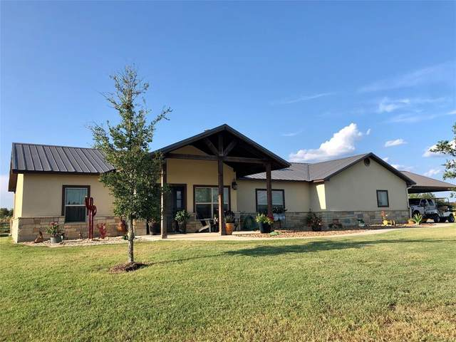 1010 County Road 419, Stephenville, TX 76401 (MLS #14641386) :: The Chad Smith Team