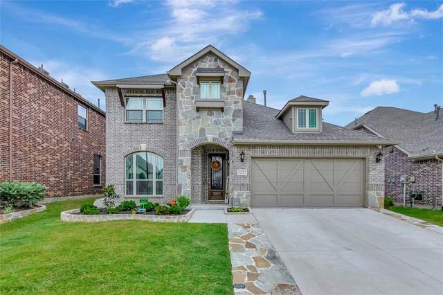 1125 Parkstone Drive, Little Elm, TX 76227 (MLS #14641388) :: The Chad Smith Team