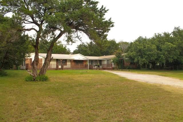 163 Cedar Ridge Loop, Whitney, TX 76692 (MLS #14641398) :: Robbins Real Estate Group