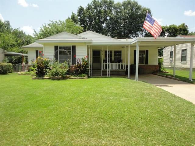 1804 Jackson Drive, Arlington, TX 76013 (MLS #14641407) :: RE/MAX Landmark