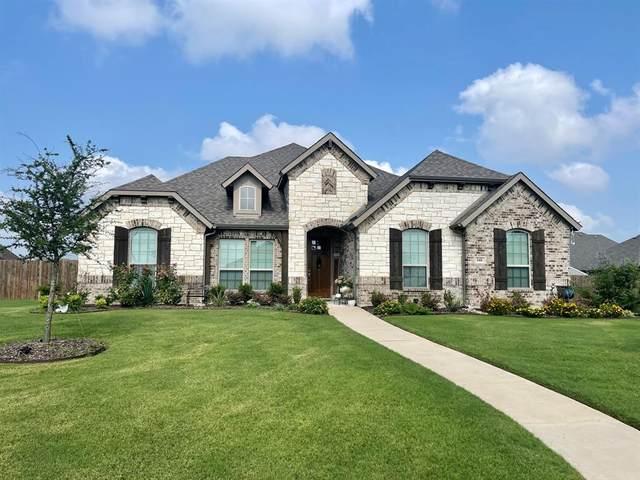 141 Diamond Lane, Waxahachie, TX 75165 (MLS #14641412) :: Russell Realty Group