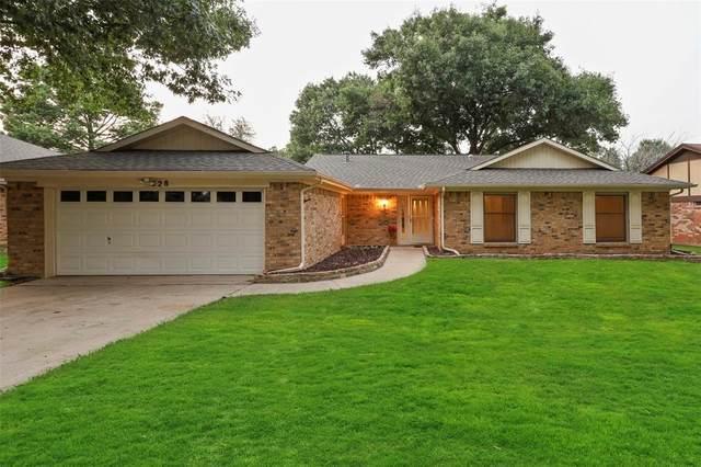 328 Stratford Drive, Hurst, TX 76054 (MLS #14641422) :: The Good Home Team