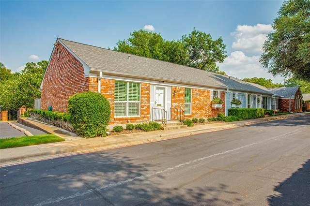 1367 Roaring Springs Road, Fort Worth, TX 76114 (MLS #14641436) :: The Great Home Team