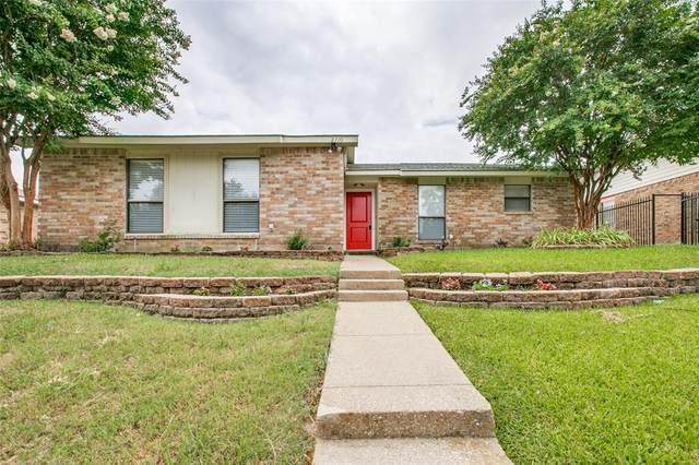 2710 Renwick Drive, Carrollton, TX 75007 (MLS #14641445) :: The Good Home Team