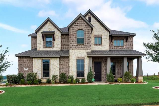 1251 Rainer Drive, Burleson, TX 76028 (MLS #14641462) :: The Great Home Team