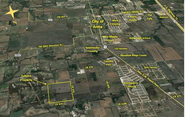TBD County Road 429, Anna, TX 75409 (MLS #14641468) :: All Cities USA Realty