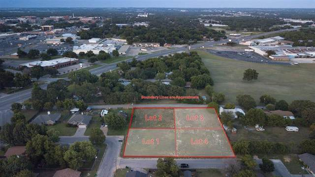 TBD S Dale Avenue Lot 2, Stephenville, TX 76401 (MLS #14641481) :: All Cities USA Realty