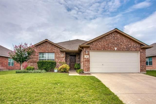 1817 Belmont Drive, Roanoke, TX 76262 (MLS #14641485) :: The Mauelshagen Group