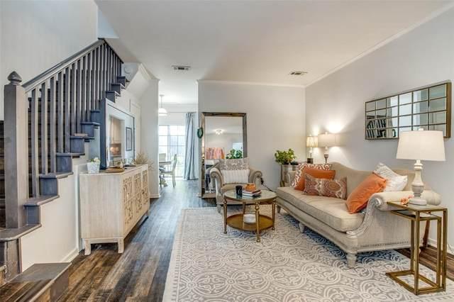 4229 Cole Avenue #114, Dallas, TX 75205 (MLS #14641495) :: Robbins Real Estate Group