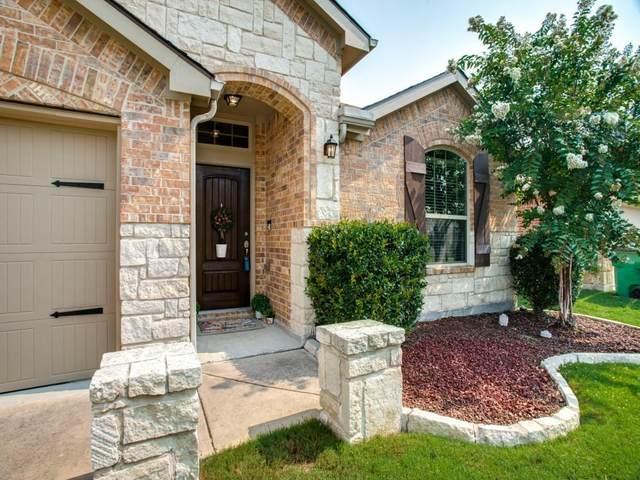 604 Kiowa Drive, Mckinney, TX 75071 (MLS #14641497) :: The Daniel Team