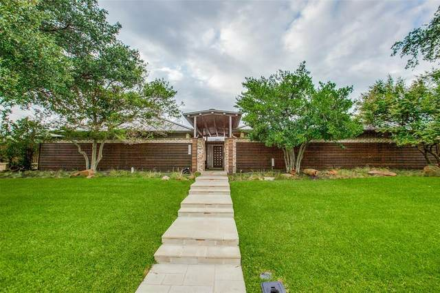 7303 Campbell Road, Dallas, TX 75248 (MLS #14641503) :: Wood Real Estate Group