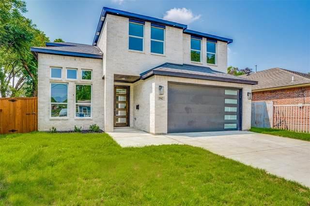 1942 Nomas Street, Dallas, TX 75212 (MLS #14641508) :: Real Estate By Design