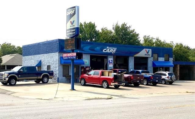 806 S Washington Street, Kaufman, TX 75142 (MLS #14641511) :: All Cities USA Realty