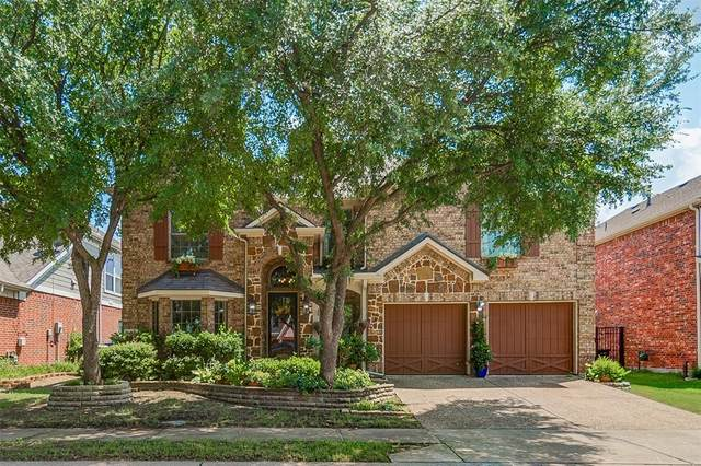 5611 Emerson Court, Fairview, TX 75069 (MLS #14641523) :: All Cities USA Realty