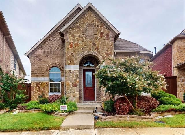 2471 Embleton Drive, Lewisville, TX 75067 (MLS #14641534) :: The Chad Smith Team