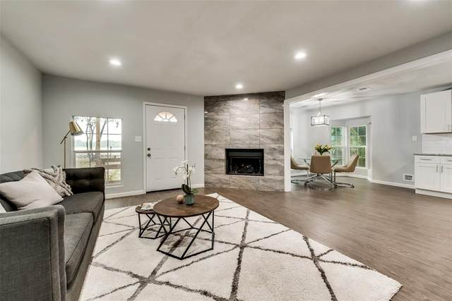 1202 Finn Road, Wilmer, TX 75172 (MLS #14641543) :: Real Estate By Design