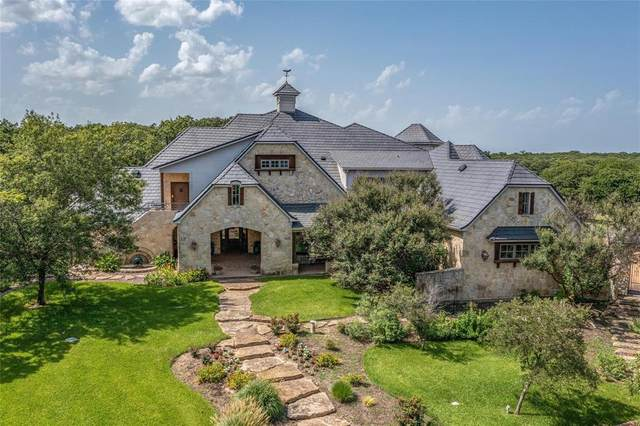 787 E Hickory Hill Road, Argyle, TX 76226 (MLS #14641562) :: Russell Realty Group