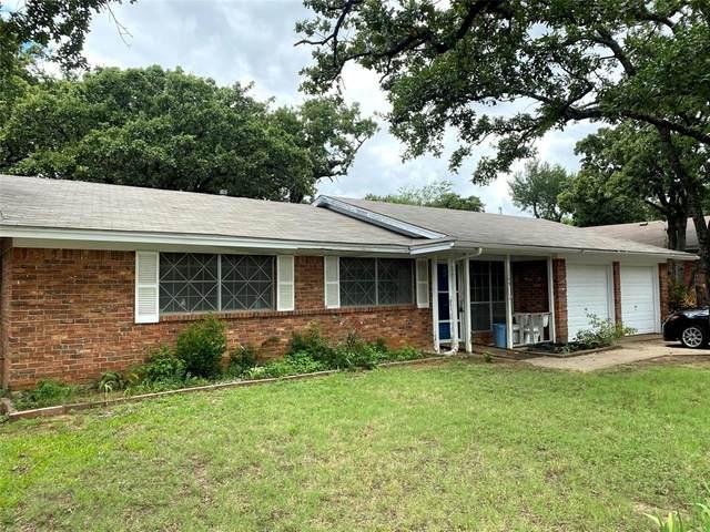 1149 Jerry Lane, Bedford, TX 76022 (MLS #14641570) :: Wood Real Estate Group