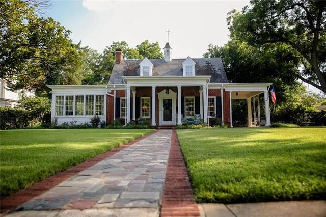 2309 Miramar Street, Wichita Falls, TX 76308 (MLS #14641589) :: Craig Properties Group