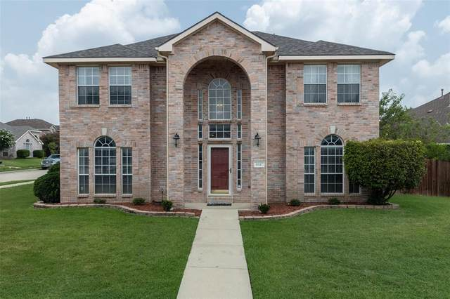 4817 Park Brook Drive, Fort Worth, TX 76137 (MLS #14641592) :: Real Estate By Design