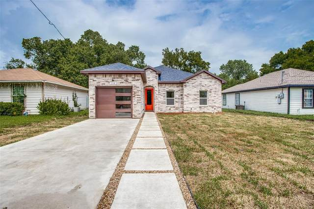 1112 Hemphill Street, Greenville, TX 75401 (MLS #14641596) :: The Chad Smith Team