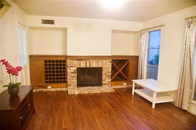 6610 Eastridge Drive #115, Dallas, TX 75231 (MLS #14641601) :: Real Estate By Design