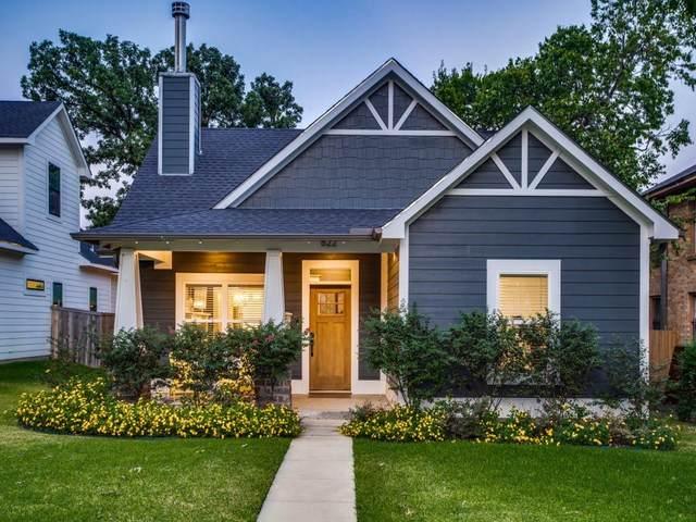 822 S Edgefield Avenue, Dallas, TX 75208 (MLS #14641640) :: Real Estate By Design