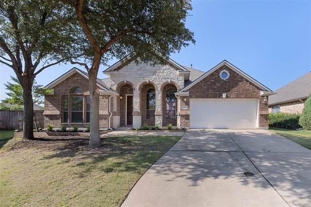 7125 Old Santa Fe Trail, Fort Worth, TX 76131 (MLS #14641699) :: The Chad Smith Team