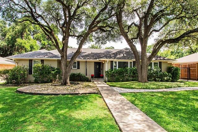 6940 Lavendale Avenue, Dallas, TX 75230 (MLS #14641703) :: Real Estate By Design