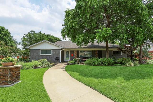 2800 Yorkshire Street, Irving, TX 75061 (MLS #14641719) :: Real Estate By Design