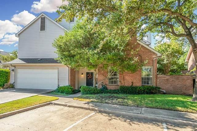 4050 Frankford Road #208, Dallas, TX 75287 (MLS #14641732) :: The Good Home Team