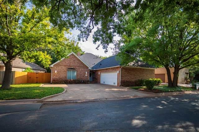 106 Riverside Park, Abilene, TX 79605 (MLS #14641737) :: Real Estate By Design