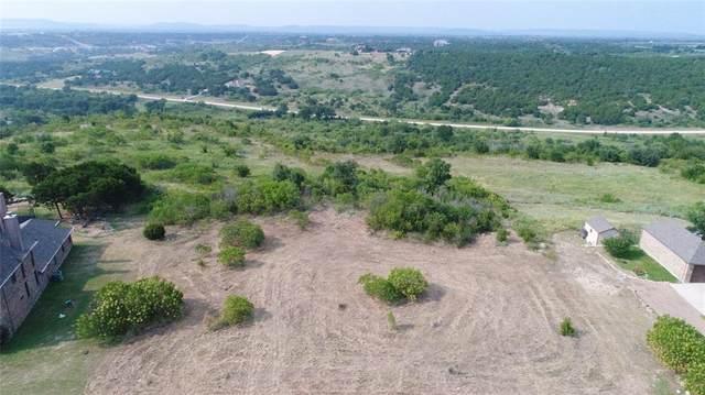 Lot 301 Shooting Star, Possum Kingdom Lake, TX 76449 (MLS #14641749) :: Keller Williams Realty