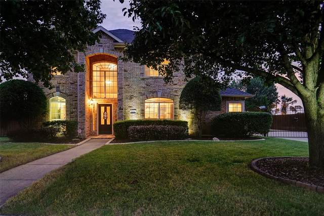 2124 Silver Sage Court, Keller, TX 76248 (MLS #14641751) :: RE/MAX Landmark