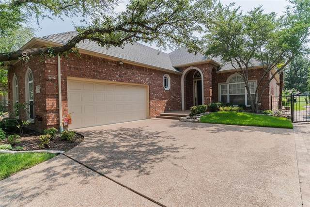 5520 Southern Hills Drive, Frisco, TX 75034 (MLS #14641770) :: Real Estate By Design