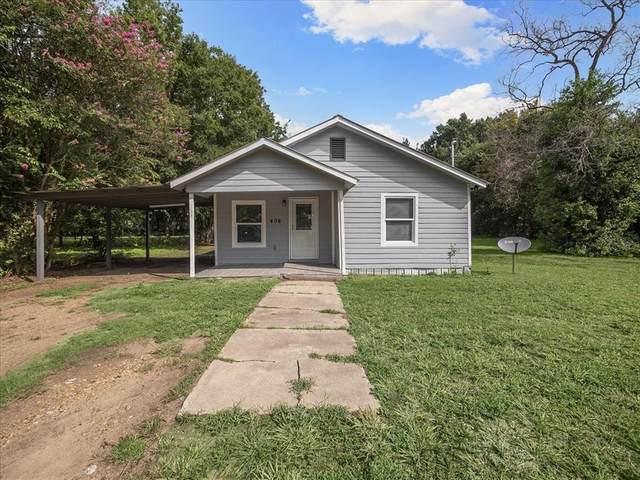 408 3rd Street, Kerens, TX 75144 (MLS #14641784) :: RE/MAX Landmark