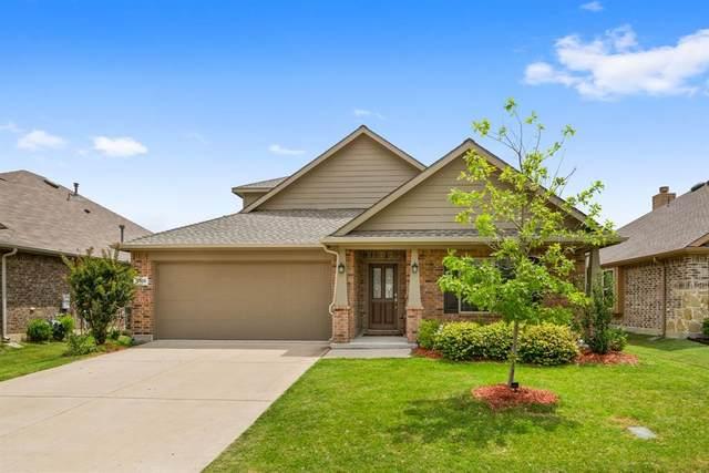 2308 Grant Park Way, Prosper, TX 75078 (MLS #14641808) :: The Chad Smith Team