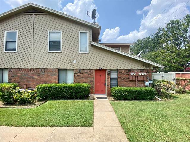 2240 Tarpley Road #94, Carrollton, TX 75006 (MLS #14641810) :: The Good Home Team