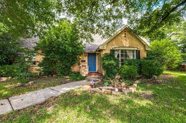 2606 Magnolia Drive, Irving, TX 75062 (MLS #14641821) :: Real Estate By Design