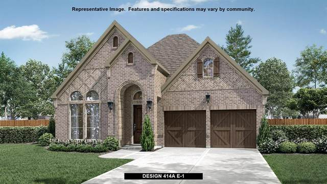 3008 Warrington, The Colony, TX 75056 (MLS #14641858) :: The Chad Smith Team