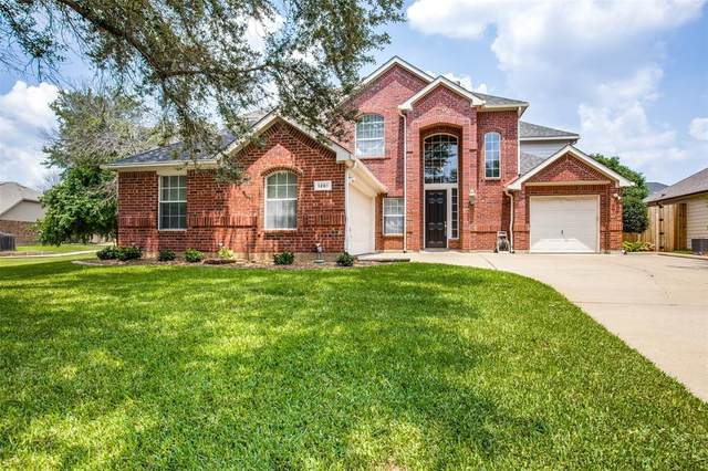 1201 Sheffield Drive, Mansfield, TX 76063 (MLS #14641931) :: Real Estate By Design