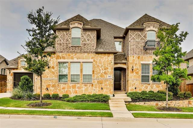 4012 Lombardy Court, Colleyville, TX 76034 (MLS #14641951) :: Real Estate By Design