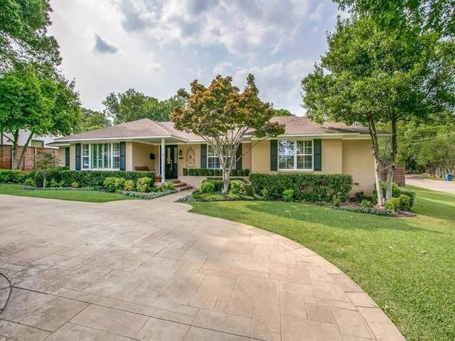 7523 Azalea Lane, Dallas, TX 75230 (MLS #14641952) :: Real Estate By Design