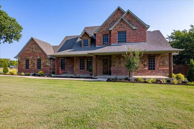 111 Cedar Lane, Haslet, TX 76052 (MLS #14641960) :: The Mauelshagen Group