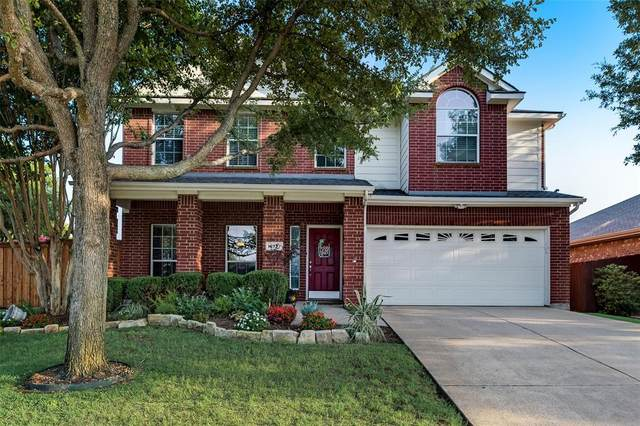 15777 Wyoming Drive, Frisco, TX 75035 (MLS #14641986) :: The Chad Smith Team