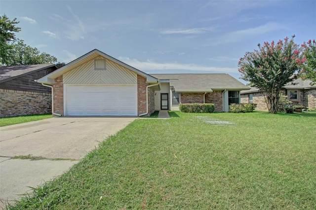 204 Valley Forge Lane, Arlington, TX 76002 (MLS #14641992) :: The Mauelshagen Group