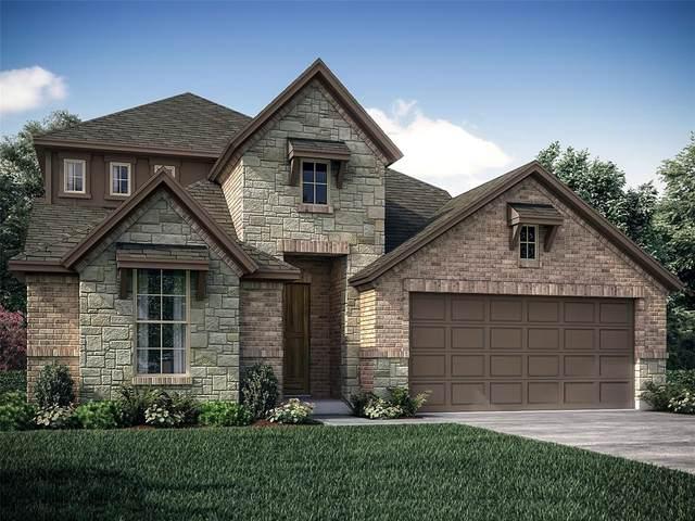 136 Crockett Drive, Waxahachie, TX 75165 (MLS #14642002) :: Real Estate By Design
